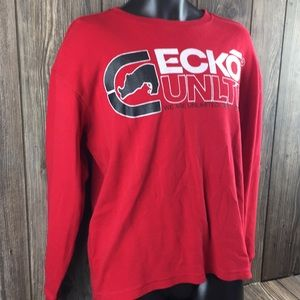 Ecko Unlimited Shirts - ECKŌ UNLTD Long Sleeve T-Shirt Sz. XL LNWOT Used